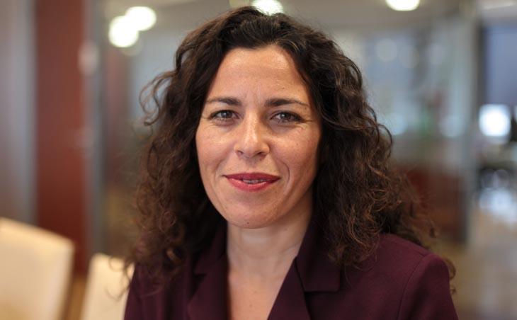 Myriam Radi, Chef de marché Cash Management chez Sage