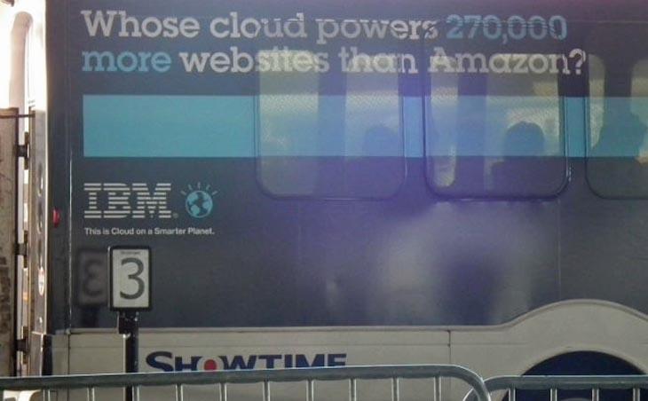 Guerre déclarée entre IBM et Amazon, et Watson se lance dans la course