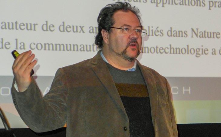 Claude THEORET, CEO de Nexalogy