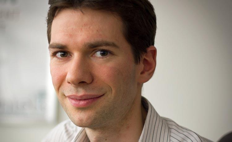 Olivier Armand, Architecte logiciel chez Sentelis