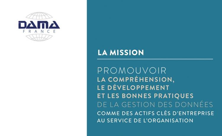 Création du chapitre français de Dama International