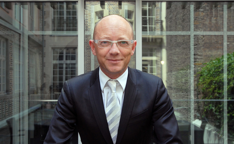 Fabrice Coquio, Président d'Interxion France