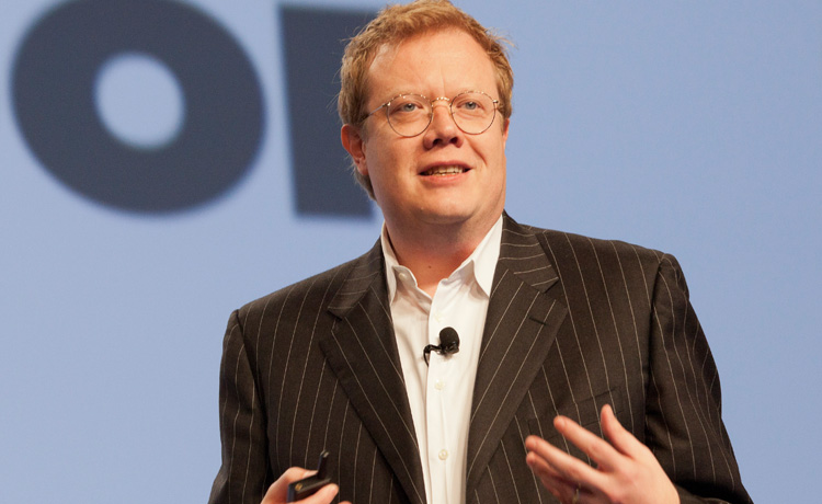 Scott Gnau, directeur technique d'Hortonworks