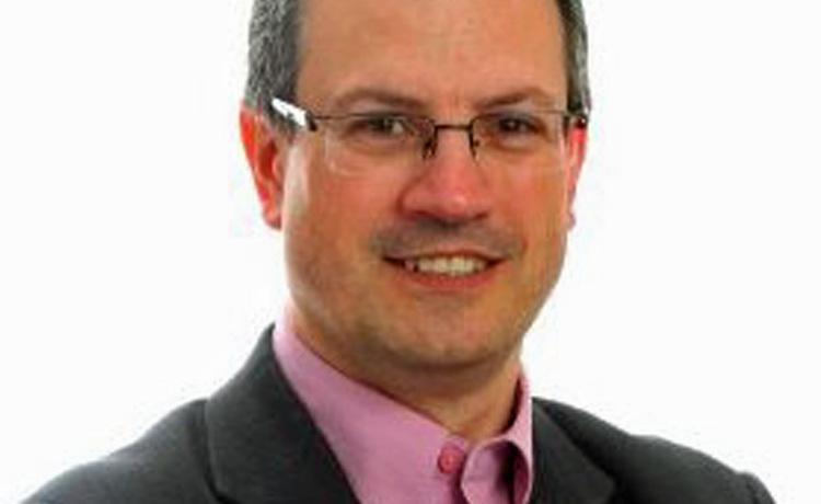 Christophe Chmiel, Directeur de l'activité IT Solutions au sein du Groupe Jouve