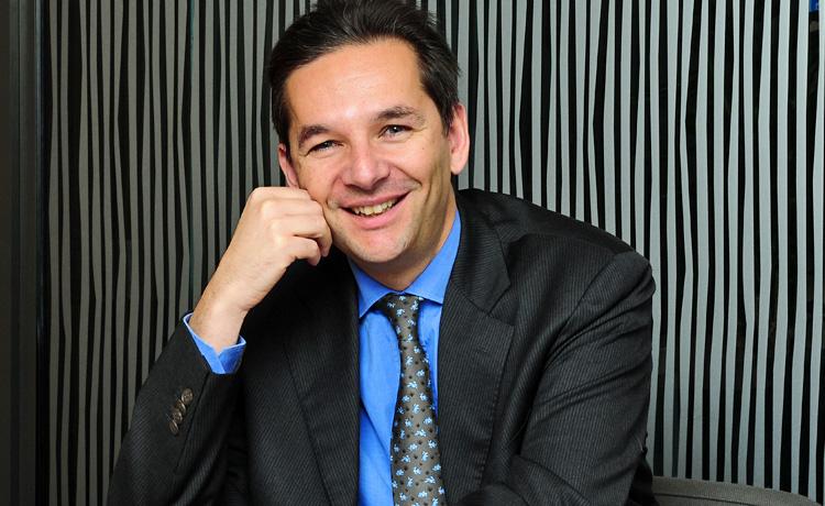 Jean-Pierre Ullmo, Vice-président Ventes pour la zone EMEA de Changepoint