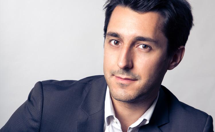 Thomas Faivre Duboz, co-fondateur de Converteo