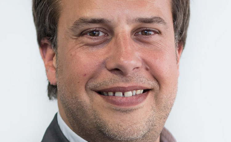 Fabrice Wernimont, senior manager chez iORGA