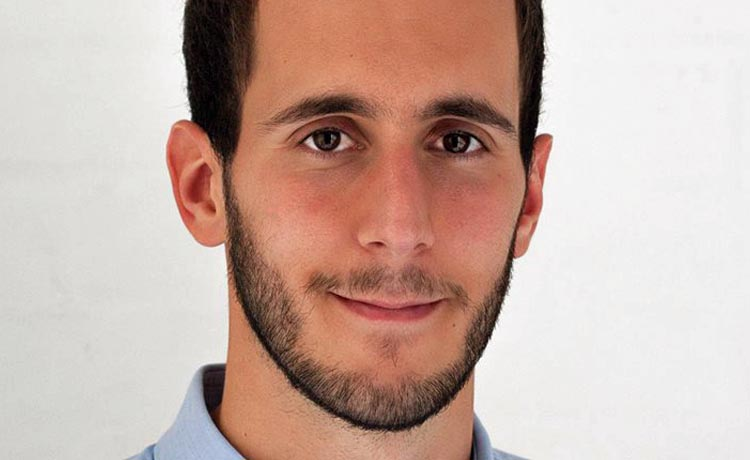 Dimitris Larisis, Research Assistant, LogPoint