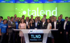 Introduction au NASDAQ de Talend