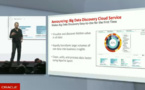 Oracle Open World : Big Data Discovery, Machine Learning, et même un Chat Bot !