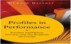 """Profiles in performance"", le prochain livre de Howard Dresner"