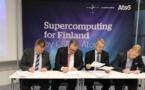 Atos permet aux chercheurs finlandais d'accélérer leurs recherches en IA grâce au nouveau supercalculateur BullSequana