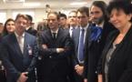 Inauguration d'IBM Paris Saclay - IBM annonce le développement et le pilotage en France de plusieurs projets IA et quantique d'envergure mondiale