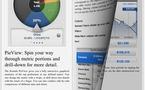 """Roambi Flow apporte le """"story telling"""" à vos applications décisionnelles mobiles"""