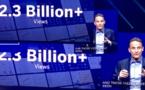 Tableau et Salesforce font leur première apparition commune, devant 18 000 participants à la conférence Tableau