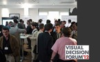 Inscriptions ouvertes au Visual Decision Forum, le 5 juillet à Paris