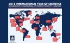 2013, année internationale de la statistique @statistics2013