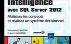 Parution du livre Business Intelligence avec SQL Server 2012