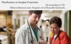 Vidéo du webinaire Anaplan avec le témoignage de la Mutuelle Générale