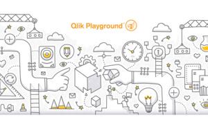 Qlik dévoile Playground : un nouveau monde de possibilités pour les développeurs Web grâce à la richesse de l'analyse visuelle