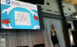 Conférence de Valérie Bécaert, directrice exécutive de l'IVADO (Institut pour la VAlorisation des DOnnées)