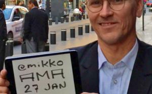 Pour Mikko Hypponen, les données sont précieuses comme le pétrole, et une source potentiellement intarissable