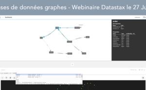Webinaire Datastax<br>Bases de données graphes : comment cela fonctionne, et comment les utiliser