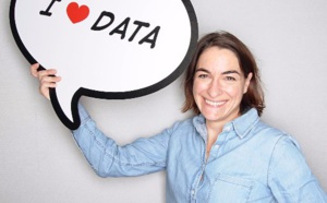 Velina Coubes, Directrice Marketing France & Europe du Sud, Tableau