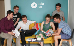Dataiku lève 28 millions de dollars en série B pour démocratiser la Data science dans les entreprises