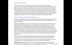 [Promotion] Recevez le livre Trifacta en français : Manuel de survie au rapprochement de données hétérogènes