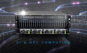 Quanta Cloud Technology présente son nouveau système assemblé sur mesure pour le calcul IA et les applications haute performance : le QuantaGrid D52G-4U