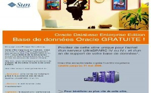 Base de données Oracle gratuite, est-ce le bon argument ?