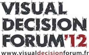 Appel à communication <br>Visual Decision Forum – 5 juillet 2012