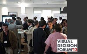Inscriptions ouvertes au Visual Decision Forum, le 5 juillet à Paris