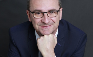 Laurent Nezot, Sales Director France chez Yubico