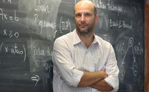 Entretien avec Andrea Lodi, titulaire de la chaire Big Data à Polytechnique Montréal
